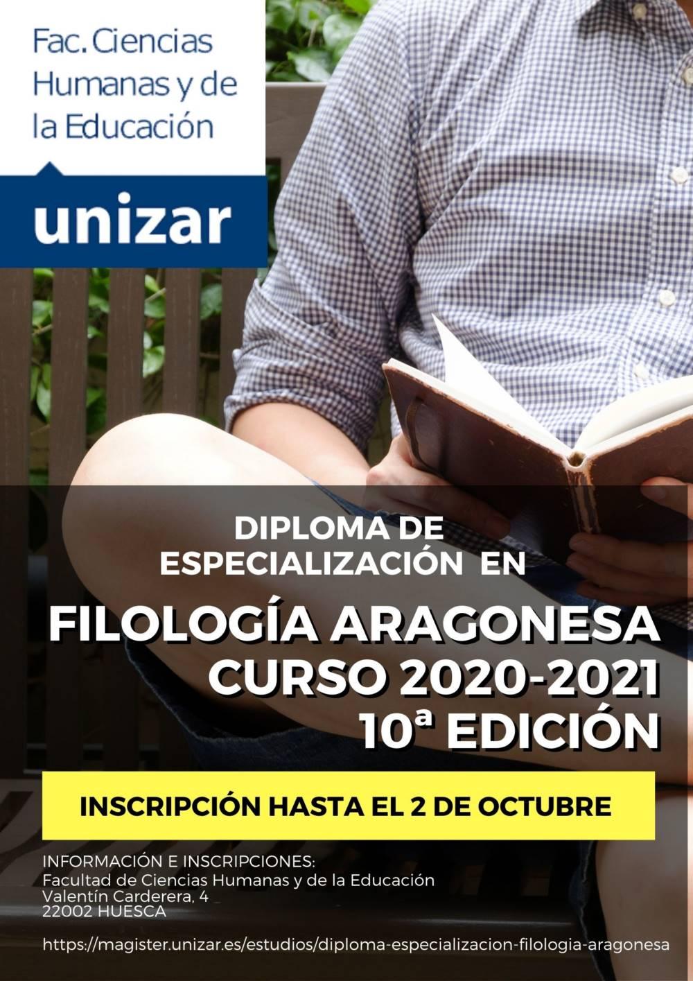 La inscripción termina el 19 de octubre
